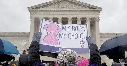 Do you really believe anyone supports abortion in the ninth month?