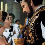 On Genevieve Bujold as Anne Boleyn
