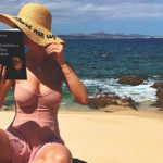 Katy Perry's beach read is a book about Hillary Clinton's campaign